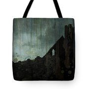 Celtic Ruins Tote Bag