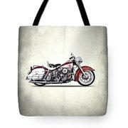 Harley Model Fl 1960 Tote Bag