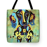 I'm Really Puzzled Tote Bag
