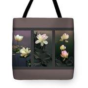 Lotus Collection II Tote Bag