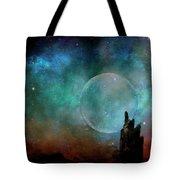 Planetary Soul Chava Tote Bag