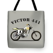 The Bsa 441 Victor Tote Bag