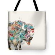 The Buffalo Tote Bag