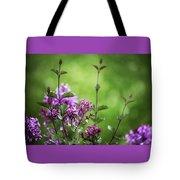 Lilac Memories Tote Bag