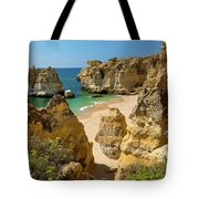 Albufeira Cove Tote Bag
