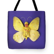 Fiona Butterfly Tote Bag