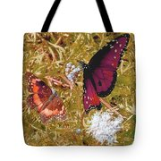 The Beauty Of Sharing - Gold Tote Bag