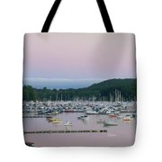 Sunrise Over Mallets Bay Variations - Two Tote Bag