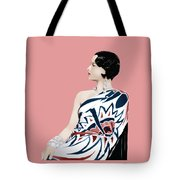 Louise Brooks In Hollywood Tote Bag