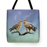 Tawny Eagles Tote Bag