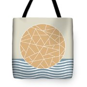 Maybe The Sea Tote Bag