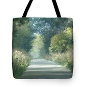 The Road Back Home Tote Bag