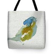 Abstract Bird Singing Tote Bag