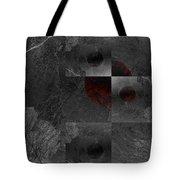 Fractured Evolution 1 Tote Bag