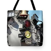 Up 844 Bell And Headlights Tote Bag