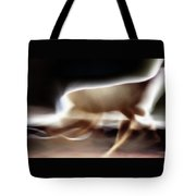 Running Doe Tote Bag