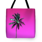 Palm Tree Puerto Rico Tote Bag