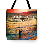 Venice Beach Boogie Tote Bag