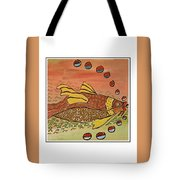 Bobbers For Lunch Tote Bag