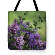 Lilac Enchantment Tote Bag