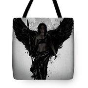 Dark Valkyrja Tote Bag