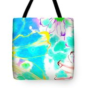 You Are A Child Of God Now Tote Bag