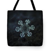 Real Snowflake - Ice Crown New Tote Bag