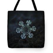 Real Snowflake - Ice Crown New Tote Bag