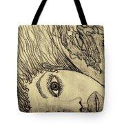 Unpainted Tote Bag