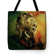 Skull Lord IIi Tote Bag