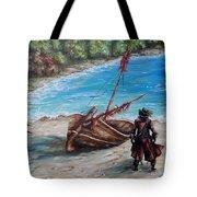 Treasure Bay Tote Bag