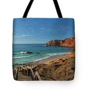 Praia Do Amado, Portugal Tote Bag