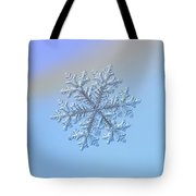 Real Snowflake - Hyperion Tote Bag