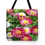 God's Promise Tote Bag