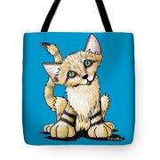 Sand Cat Tote Bag