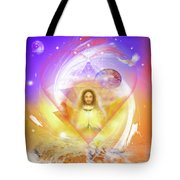 Miracle Blessing Tote Bag