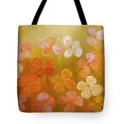 Golden Offspring Tote Bag
