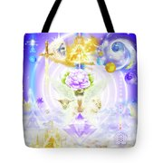 Divine Union Tote Bag