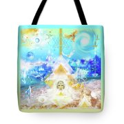 The Divine Masculine Tote Bag