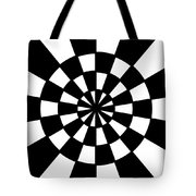 Op Art Tote Bag