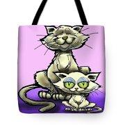 Cat N Kitten Tote Bag