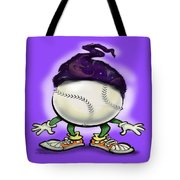 Softball Wizard Tote Bag