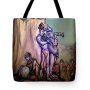 Gypsies Part 2 Tote Bag