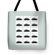 Vw Theory Of Evolution Tote Bag by Mark Rogan