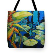 Pond 1 Pond Series Tote Bag