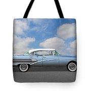 1958 Buick Roadmaster 75 Tote Bag