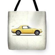 Lotus Elan 1963 Tote Bag