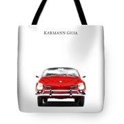 Volkswagen Karmann Ghia Tote Bag