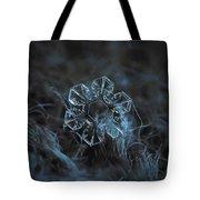 Snowflake Photo - The Core Tote Bag