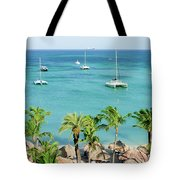 Aruba Shore Tote Bag